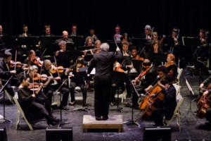 Richmond County Orchestra presents Iconic Film Scores in @ THE MOVIES