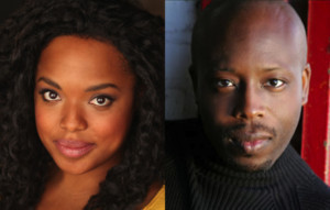 Sharriese Hamilton and James Earl Jones II Star In Porchlight's THEY'RE PLAYING OUR SONG
