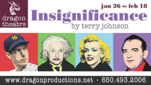A Play About Physics and Celebrity Opens In Redwood City This Weekend