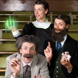 John Hinton Returns to Adelaide Fringe With SCIENTRILOGY
