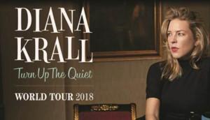 Diana Krall Comes to the Walton Arts Center
