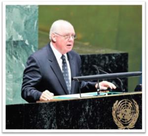 Former Ambassador James W. Pardew To Speak In Kentucky