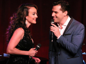 Tony-Nominee Melissa Errico and Ryan Silverman To Offer A BROADWAY ROMANCE At Feinstein's/54 Below