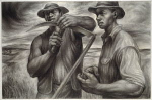 A Charles White Retrospective Comes to The Art Institute Of Chicago