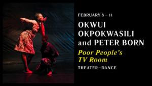 Okwui Okpokwasili Poor People S Tv Room