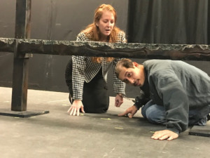 Second Street Players presents Mystery Comedy THE 39 STEPS