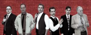 Blackfriars Theatre Presents GLENGARRY GLEN ROSS