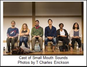 SMALL MOUTH SOUNDS Begins Feb. 16, Rachel Chavkin Directs