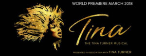 New Block of Tickets for TINA Go Onsale Today