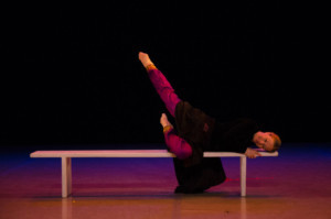Sandra Kaufmann Guests with Kanopy Dance, Performing 'La Bonne Dame' by Deborah Zall