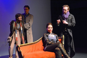 Magic and Politics Collide in MAGIC THE PLAY at Theatre Row