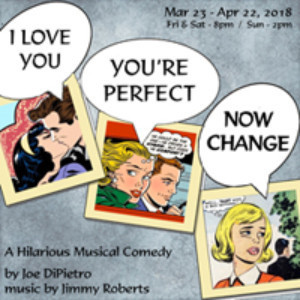 Spotlighters Announce I LOVE YOU, YOU'RE PERFECT, NOW CHANGE Added to Season Lineup