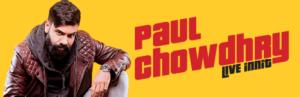 Comedian Paul Chowdhry Announces Australian Tour