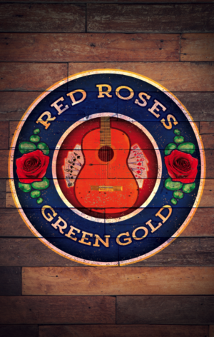 Red Roses, Green Gold to Present Jerry Garcia Artwork At The Minetta Lane Theatre