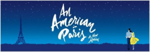 AN AMERICAN IN PARIS Arrives In Wisconsin in One Month!
