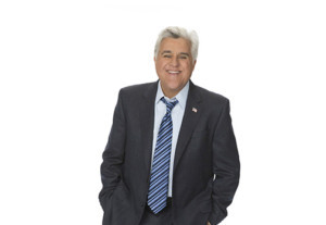 Jay Leno Returns To The Civic Arts Plaza