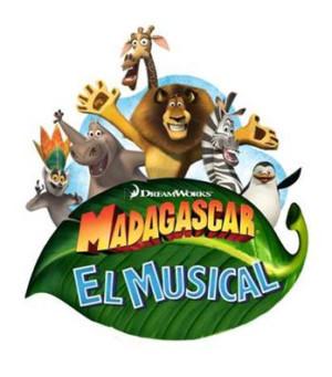 MADAGASCAR, El Musical Se Estrena En Madrid El 8 De Febrero