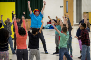 Company Of Fools' Enters 21st Year Of Stages Of Wonder in Blaine County Elementary Schools