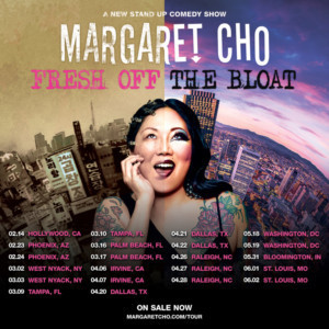 Margaret Cho Extends 'Fresh Off The Bloat' Tour