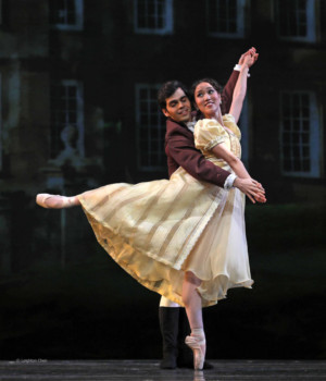 American Repertory Ballet's Acclaimed Full-length Ballet PRIDE AND PREJUDICE Comes To The Annenberg Center