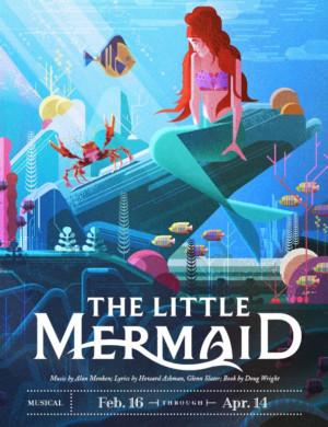 HCTO To Present Disney's THE LITTLE MERMAID