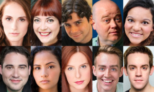 Casting Announced for New American Folk Theatre's HOT PINK, OR READY TO BLOW