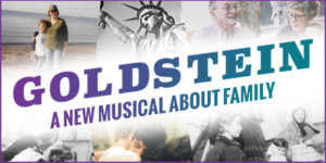 GOLDSTEIN A New Musical Opens at The Actors' Temple, 4/5