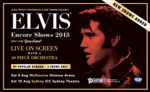 ELVIS THE WONDER OF YOU Announces Two Encore Shows