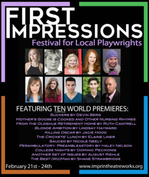 10 Dallas Playwrights Gather for First Impressions Festival For Local Playwrights