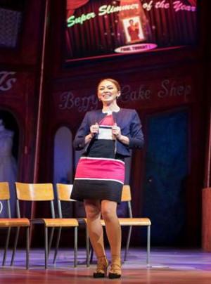 Atomic Kitten's Natasha Hamilton To Star In FAT FRIENDS