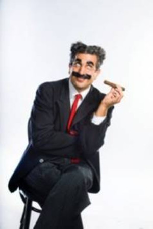 AN EVENING WITH GROUCHO Special Preview Monday, 2/12