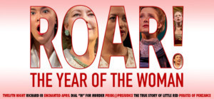 Theater At Monmouth Announced 2018 Season: ROAR! The Year Of The Woman