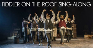 The J Hosts FIDDLER ON THE ROOF MOVIE Sing Along to Celebrate Youth Production