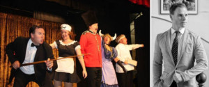 OLD TIME MUSIC HALL Comes to The Butterfly Club This March
