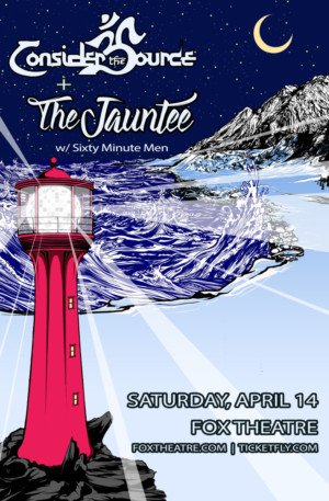 Fox Theatre Announces Consider The Source + The Jauntee