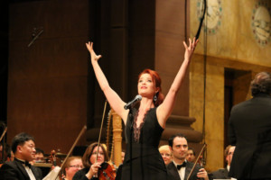 Sierra Boggess Performs All-New Program With PSO