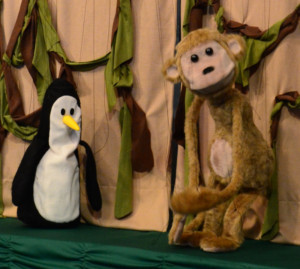 PENGUIN IN MY POCKET and More Coming Soon To Great AZ Puppet Theater