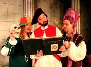 THE COMPLETE WORKS OF WILLIAM SHAKESPEARE (ABRIDGED) Coming Up At Pocket Sandwich Theatre