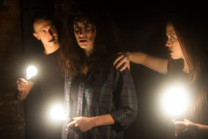 FRIGID New York at Horse Trade presents The World Premiere of WHAT SHE FOUND