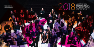 Australian Romantic & Classical Orchestra Opens 2018 Season with Pastoral Melodies