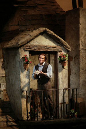 Ridgefield Playhouse Screens Met Opera's LA BOHEME