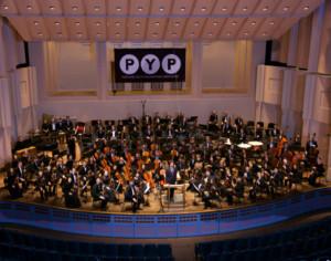 PYP Presents Tchaikovsky's 4th, a Portland Premiere by Lev Zhurbin, and a Rhythmic Marimba Concertino