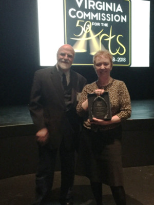 Barter Theatre Receives 50 For 50 Arts Inspiration Award
