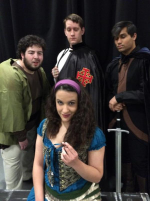 NTPA Repertory presents THE HUNCHBACK OF NOTRE DAME