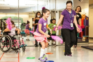 Segerstrom Center's School For Dance And Music For Children With Disabilities Welcomes Students For Spring