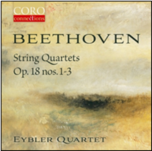 CORO Connections Releases The Eybler Quartet's Refreshing Beethoven