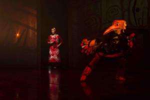 Dancers of Damelahamid Open Tonight in Toronto