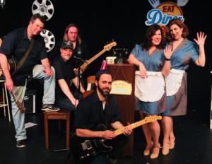 Connecticut Cabaret Theatre presents PUMP BOYS AND DINETTES