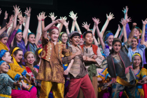 Bay Area Children's Theatre Students Showcase New Aladdin JR At Junior Theatre Festival WEST
