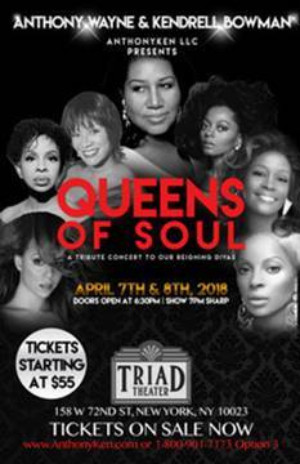 QUEENS OF SOUL Tribute Concert Comes to The Triad